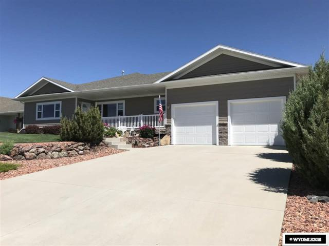512 N Pinnacle Drive, Buffalo, WY 82834 (MLS #20183320) :: Real Estate Leaders