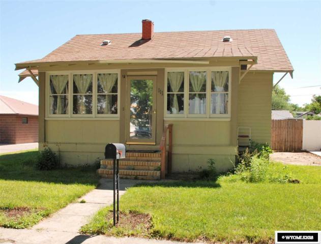 111 S 11th Street, Worland, WY 82401 (MLS #20183357) :: Lisa Burridge & Associates Real Estate