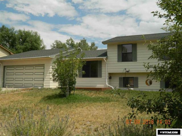 901 Eisenhower Drive, Rock Springs, WY 82901 (MLS #20183365) :: Lisa Burridge & Associates Real Estate