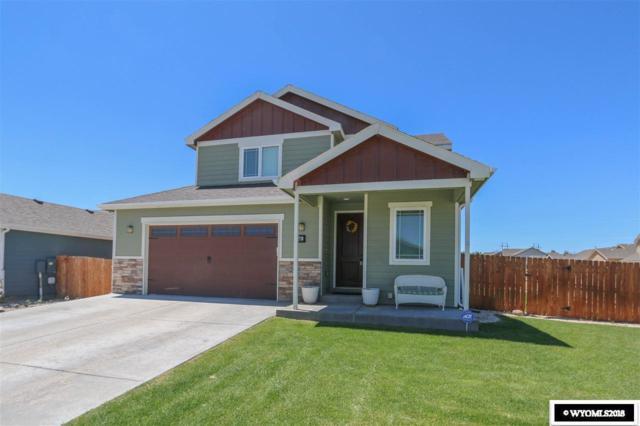 748 Discovery Street, Mills, WY 82644 (MLS #20183370) :: Lisa Burridge & Associates Real Estate