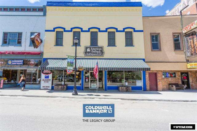 22 S Main Street, Buffalo, WY 82834 (MLS #20183391) :: RE/MAX The Group