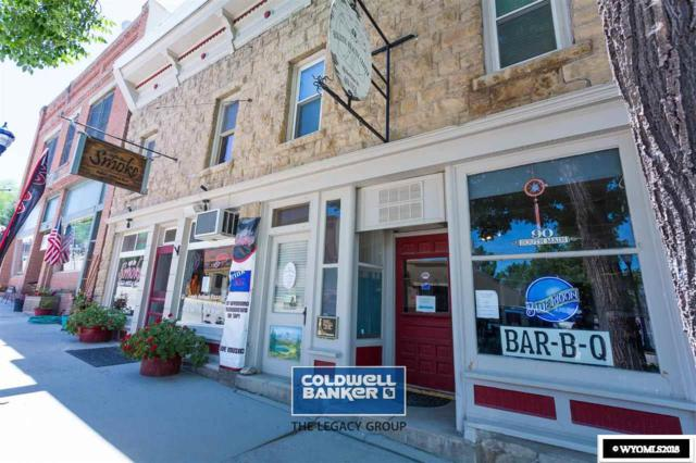 90 & 94 S Main Street, Buffalo, WY 82834 (MLS #20183392) :: RE/MAX The Group