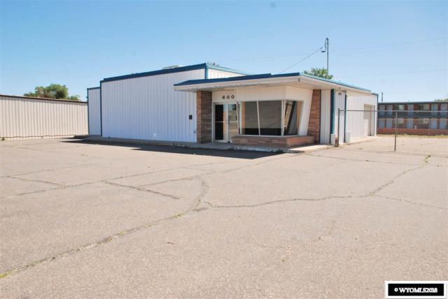 600 N 10th Street, Worland, WY 82401 (MLS #20183417) :: RE/MAX The Group