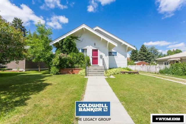 546 N Adams, Buffalo, WY 82834 (MLS #20183420) :: Lisa Burridge & Associates Real Estate