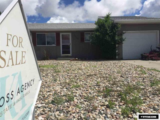 1120 Riverbend Drive, Douglas, WY 82633 (MLS #20183450) :: Lisa Burridge & Associates Real Estate