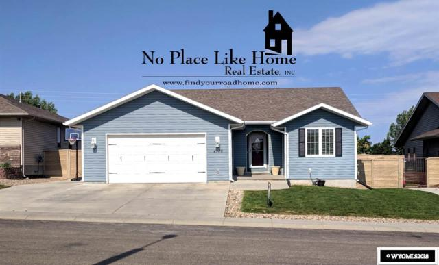 4726 Mountain Way, Casper, WY 82601 (MLS #20183468) :: RE/MAX The Group
