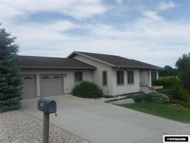 921 Erie Drive, Buffalo, WY 82834 (MLS #20183577) :: RE/MAX The Group