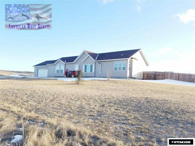 56 Clearview Rd., Douglas, WY 82633 (MLS #20183631) :: Real Estate Leaders