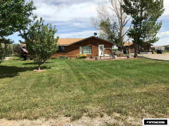 33 Lakeview Drive, Riverton, WY 82516 (MLS #20183636) :: Real Estate Leaders