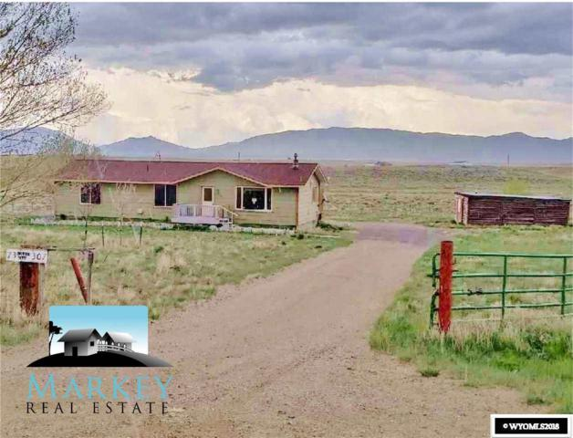 73 County Road 307, Saratoga, WY 82331 (MLS #20183649) :: Real Estate Leaders