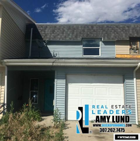 174 Roanoke Trail, Glenrock, WY 82637 (MLS #20183664) :: RE/MAX The Group