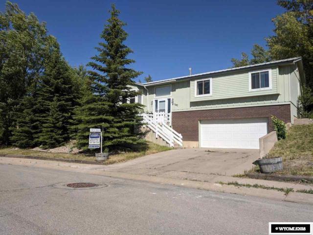 147 Apache Dr, Evanston, WY 82930 (MLS #20183685) :: Lisa Burridge & Associates Real Estate