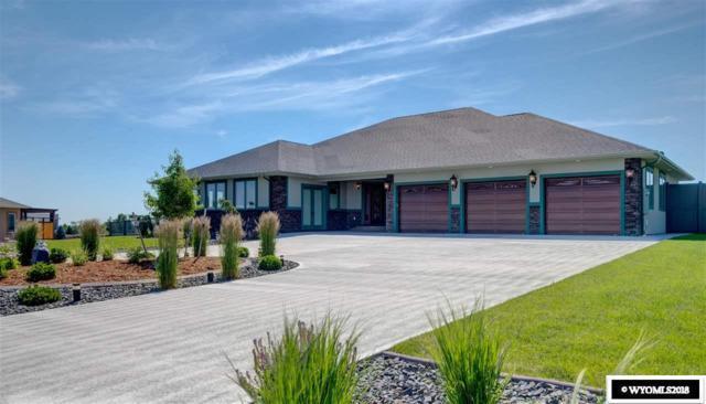 1350 Morado Drive, Casper, WY 82609 (MLS #20183687) :: Lisa Burridge & Associates Real Estate