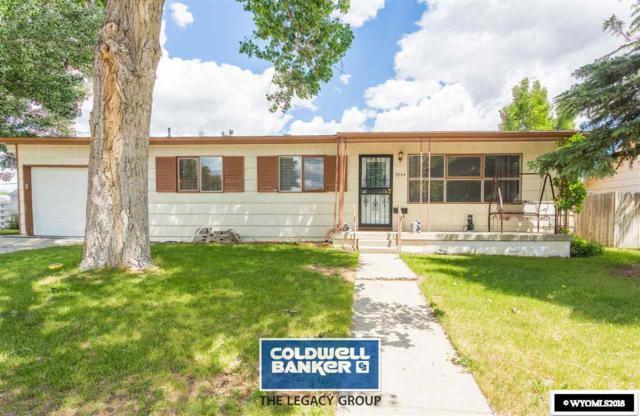 3044 Hamilton Way, Casper, WY 82609 (MLS #20183689) :: Lisa Burridge & Associates Real Estate
