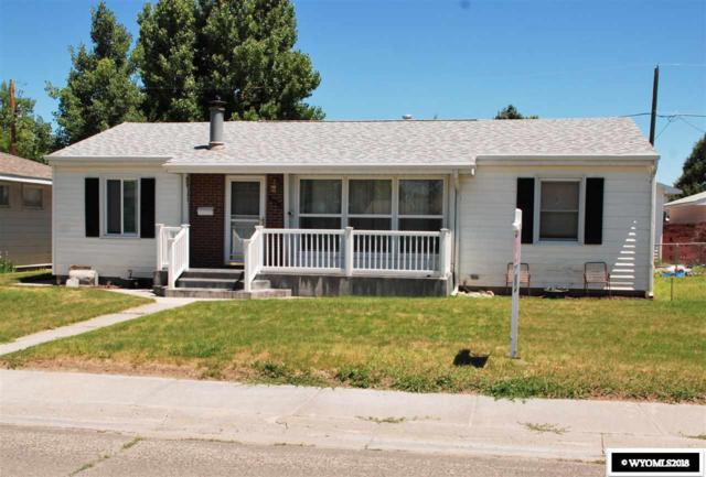 505 S 16th Street, Worland, WY 82401 (MLS #20183717) :: Real Estate Leaders