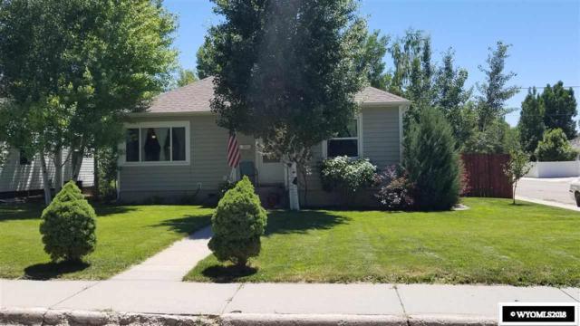1100 Grace, Worland, WY 82401 (MLS #20183743) :: Lisa Burridge & Associates Real Estate