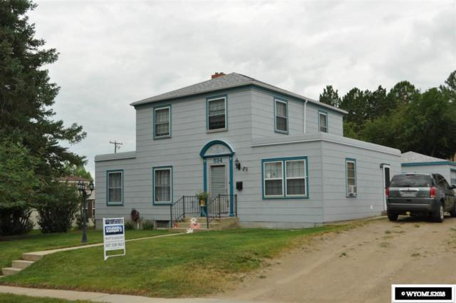 534 14th Street, Rawlins, WY 82301 (MLS #20183777) :: Real Estate Leaders