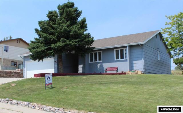 112 Cedar Ridge Drive, Thermopolis, WY 82443 (MLS #20183800) :: Lisa Burridge & Associates Real Estate