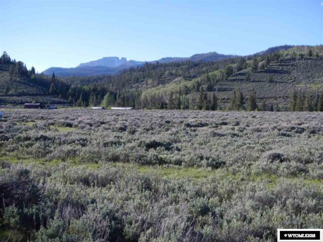 Lot 85 Long Creek Subdivision, Dubois, WY 82513 (MLS #20183820) :: Lisa Burridge & Associates Real Estate