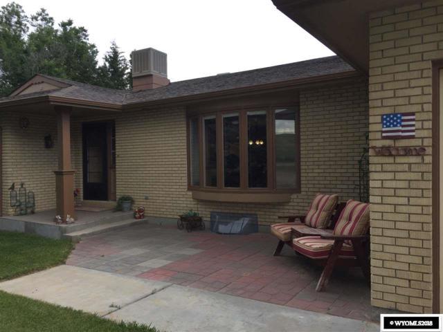 11150 Latham Lane, Evansville, WY 82636 (MLS #20183822) :: Lisa Burridge & Associates Real Estate
