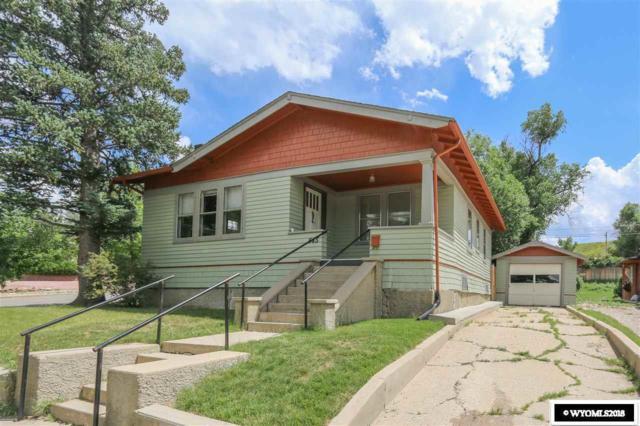 545 E 14th, Casper, WY 82601 (MLS #20183839) :: Real Estate Leaders