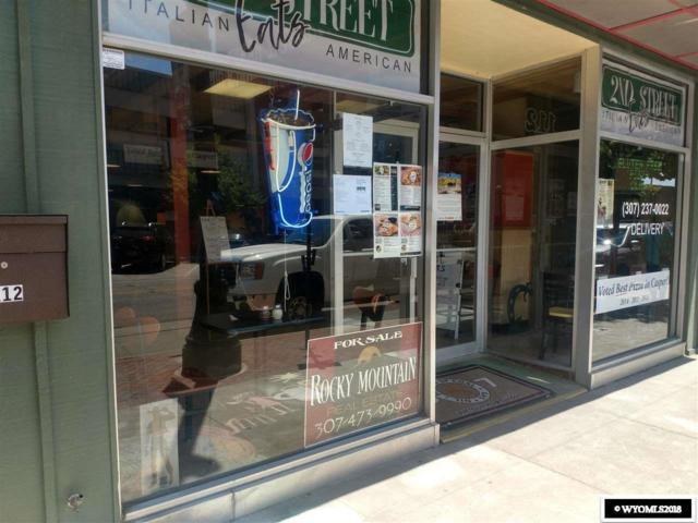 112 E 2nd Street, Casper, WY 82601 (MLS #20184004) :: Lisa Burridge & Associates Real Estate