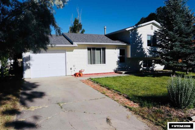 344 Indian Paintbrush, Casper, WY 82604 (MLS #20184145) :: RE/MAX The Group