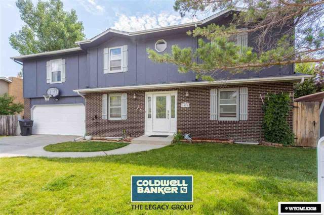 1075 Waterford, Casper, WY 82609 (MLS #20184188) :: Lisa Burridge & Associates Real Estate