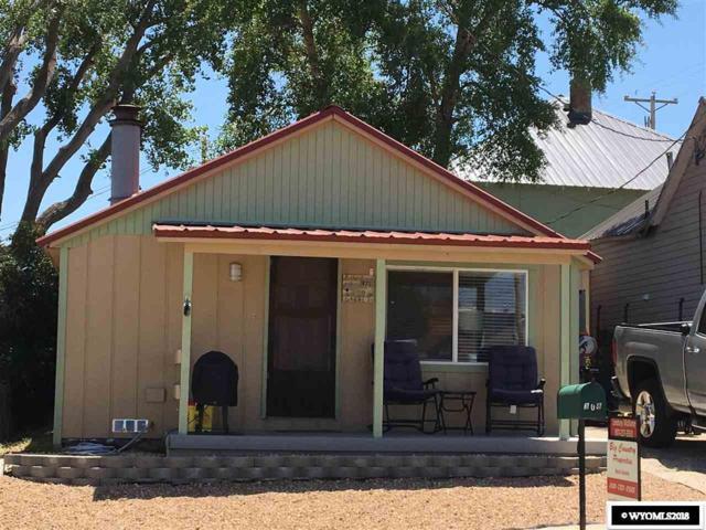 308 Garnet St, Kemmerer, WY 83101 (MLS #20184255) :: Real Estate Leaders
