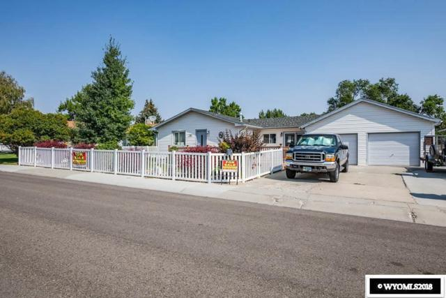 345 Firehole Place, Green River, WY 82935 (MLS #20184266) :: Real Estate Leaders