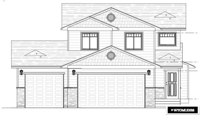 3038 Indian Scout Drive, Casper, WY 82604 (MLS #20184295) :: Lisa Burridge & Associates Real Estate