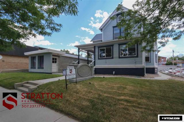 725 E 2nd Street, Casper, WY 82601 (MLS #20184322) :: Lisa Burridge & Associates Real Estate
