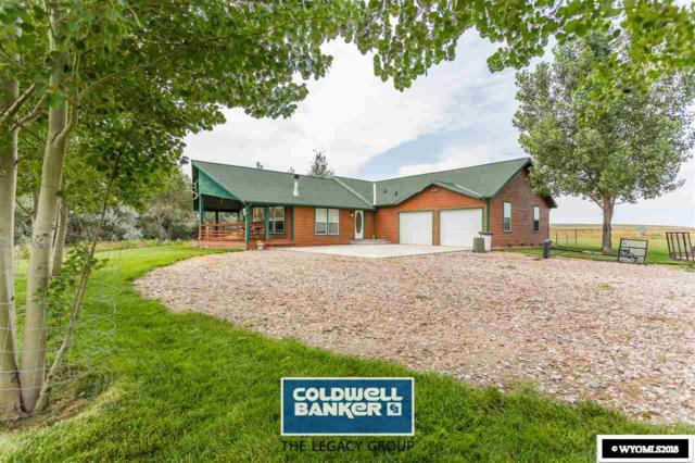 98 Running Dutchman, Glenrock, WY 82637 (MLS #20184332) :: Real Estate Leaders