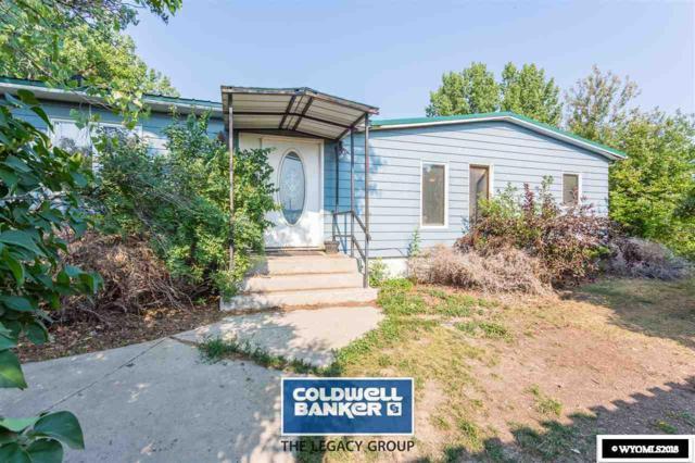 232 Campbell Avenue, Kaycee, WY 82639 (MLS #20184334) :: Real Estate Leaders