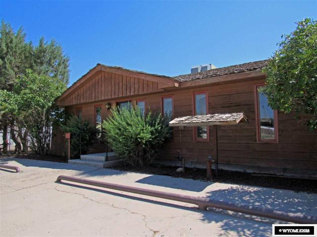 300 N 4th Street, Worland, WY 82401 (MLS #20184336) :: Real Estate Leaders