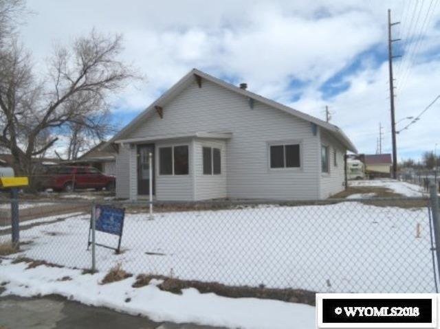 1101 N Wolcott Street, Casper, WY 82601 (MLS #20184339) :: RE/MAX The Group