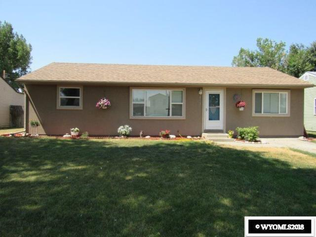 812 S 11th Street, Worland, WY 82401 (MLS #20184585) :: Real Estate Leaders