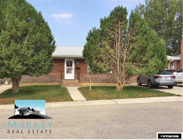 266 La Paloma Drive, Rawlins, WY 82301 (MLS #20184765) :: Real Estate Leaders