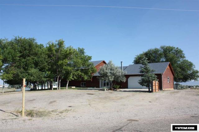 32 S Weasel Rd, Rolling Hills, WY 82637 (MLS #20184791) :: Real Estate Leaders
