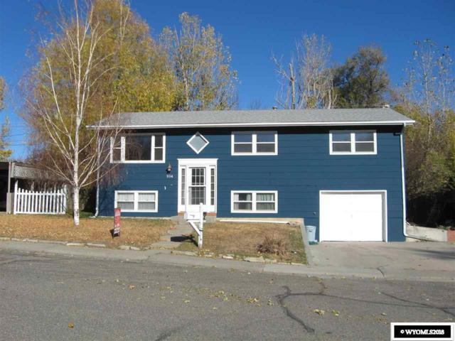 104 Judy Lee, Thermopolis, WY 82443 (MLS #20184806) :: Real Estate Leaders