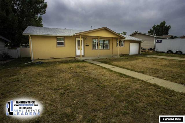 37 Marigold, Casper, WY 82604 (MLS #20184891) :: Real Estate Leaders