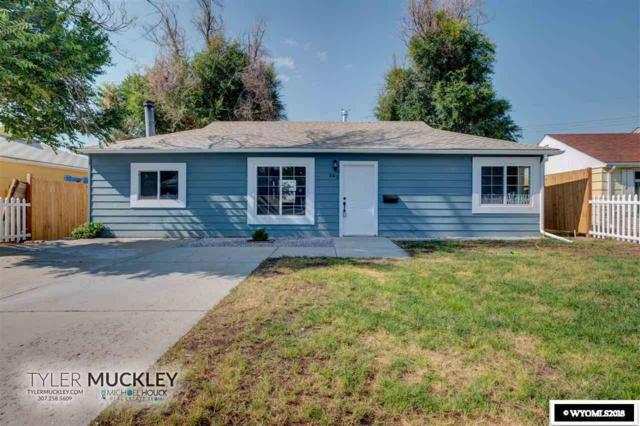 343 N Colorado Ave, Casper, WY 82609 (MLS #20184895) :: Real Estate Leaders