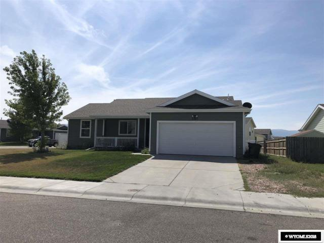 650 Eagle Circle, Evansville, WY 82636 (MLS #20184898) :: Real Estate Leaders