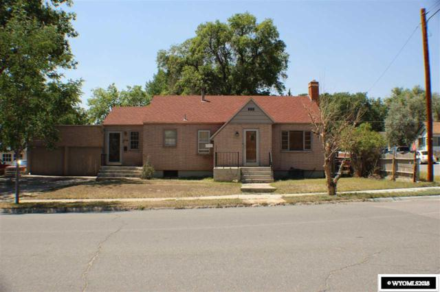 930 7th Street, Rawlins, WY 82301 (MLS #20185031) :: RE/MAX The Group