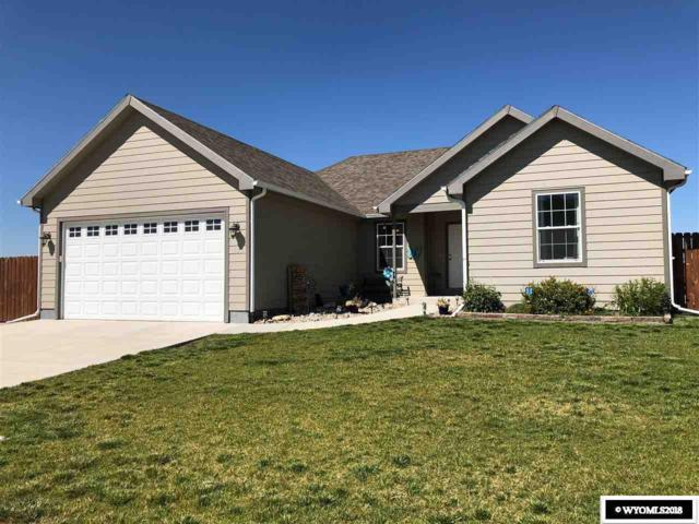 1730 Inca Trail, Bar Nunn, WY 82601 (MLS #20185171) :: Lisa Burridge & Associates Real Estate