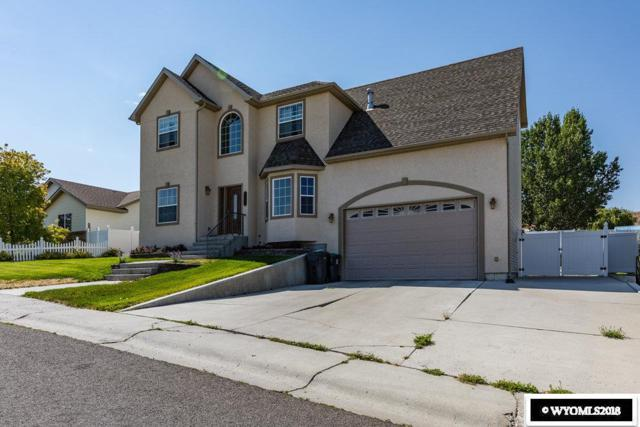 1600 New Mexico Street, Green River, WY 82935 (MLS #20185312) :: Real Estate Leaders