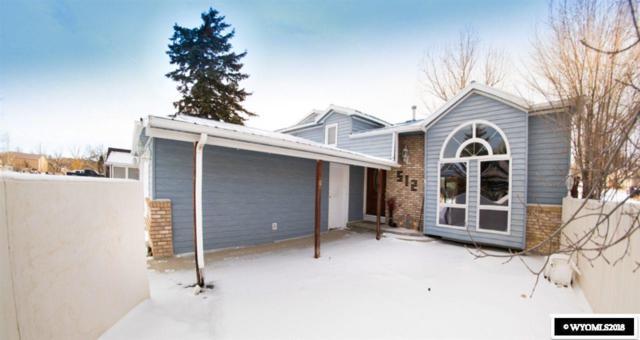 512 S Tisdale Avenue, Buffalo, WY 82834 (MLS #20185467) :: Lisa Burridge & Associates Real Estate