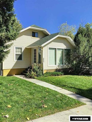 292 E Gatchell Street, Buffalo, WY 82834 (MLS #20185494) :: Lisa Burridge & Associates Real Estate