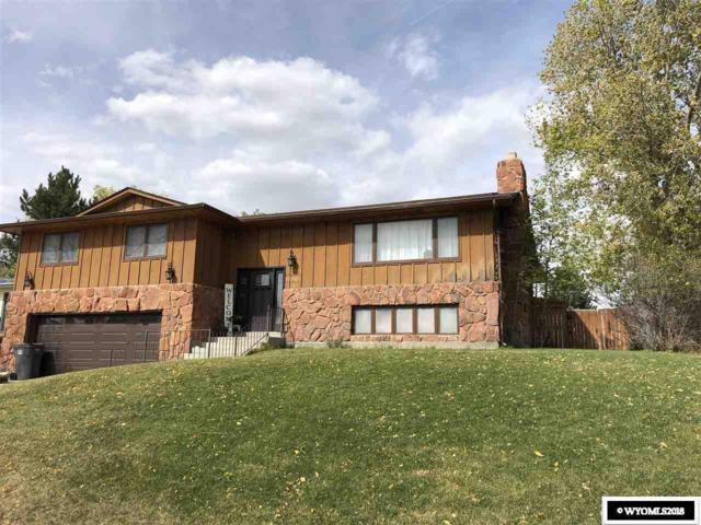 123 E Kendrick Street, Rawlins, WY 82301 (MLS #20185533) :: RE/MAX The Group