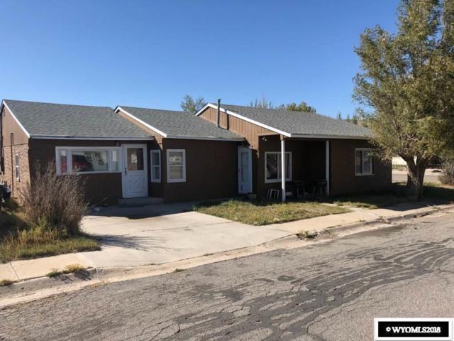 204 W Hugus Street, Rawlins, WY 82301 (MLS #20185551) :: Real Estate Leaders